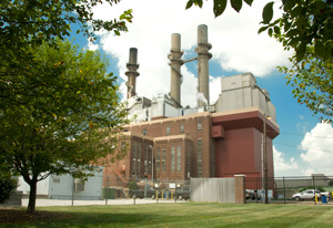 Perry K Steam Plant