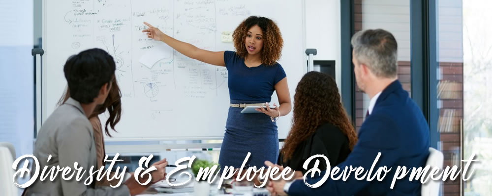Diversity & Employee Development